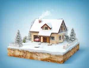 Тест онлайн: Выберите дом своей мечты и узнайте как это характеризует вас