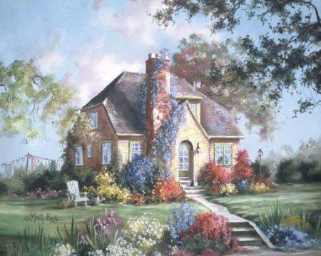 Тест онлайн: Выберите дом своей мечты и узнайте как это характеризует вас - https://gadanie-test.ru/