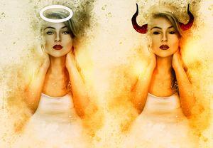 Тест онлайн - У Вас способности к белой или черной магии?