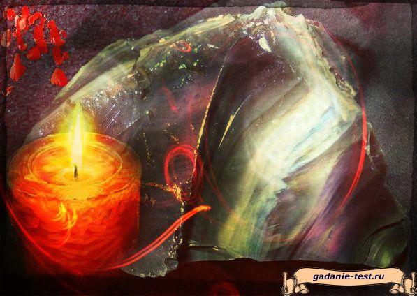 Ритуал исцеления разбитого сердца с помощью радужного обсидиана