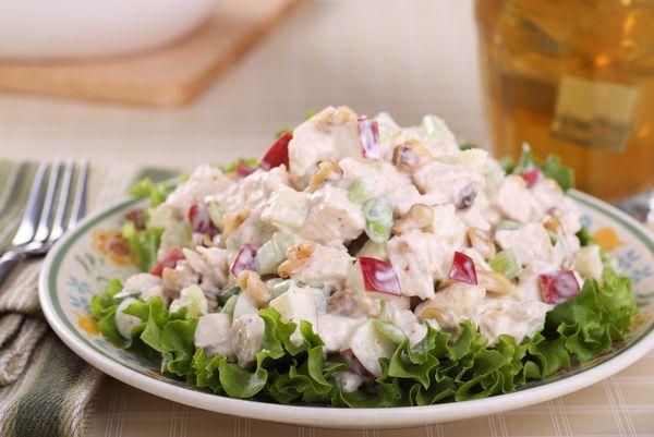 """Салат с уникальным вкусом """"Любавушка"""""""