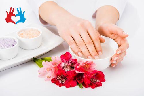 Как ускорить рост ногтей - ванночки