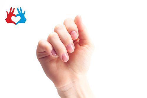 Как ускорить рост ногтей - диета