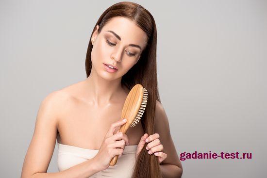 Аромарасчесывание - секрет роскоши ваших волос. описание процесса https://gadanie-test.ru/