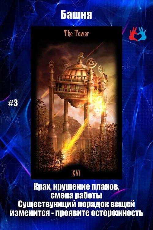 Карта #3 - Башня