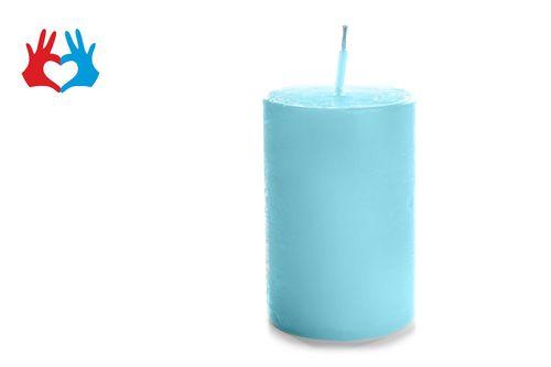 Голубые и синие свечи - https://gadanie-test.ru/