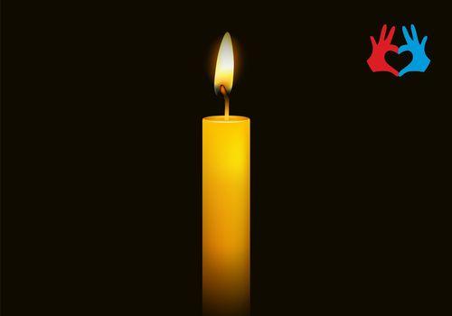 Желтые свечи - https://gadanie-test.ru/