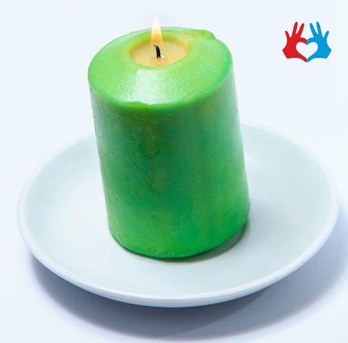 Зеленые свечи - https://gadanie-test.ru/