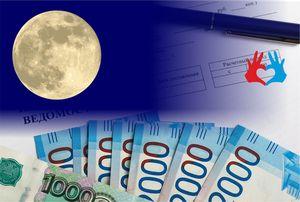 Денежный лунный календарь март 2020