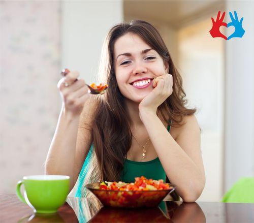 Обратите внимание на то, что и как Вы едите - https://gadanie-test.ru/