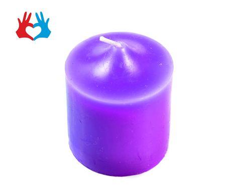 Фиолетовые свечи - https://gadanie-test.ru/