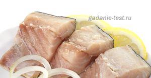 Вкусная рыба в огуречном маринаде
