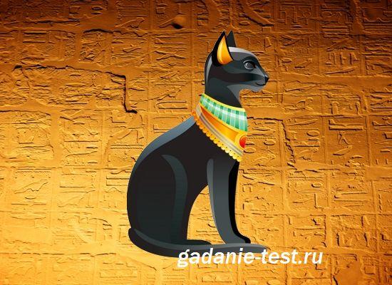 Египетская кошка https://gadanie-test.ru/wp