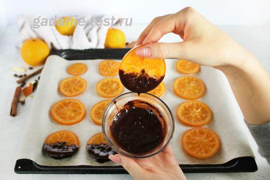 Домашние конфеты апельсины в шоколаде https://gadanie-test.ru/wp