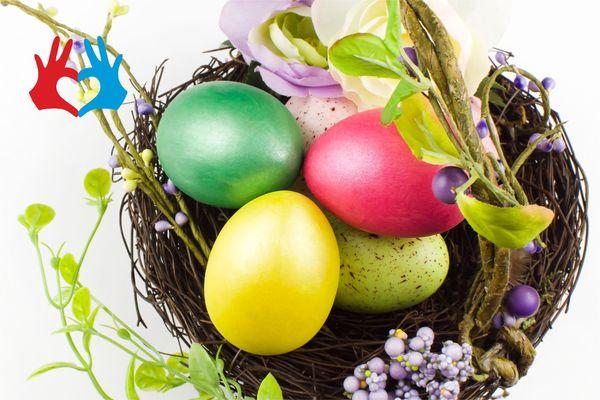 Каким цветом красить Пасхальные яйца - https://gadanie-test.ru/