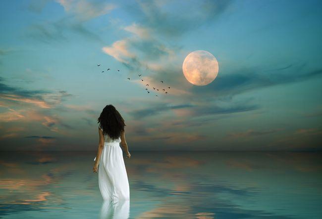 Ритуал полной луны для освобождения от негатива - https://gadanie-test.ru/