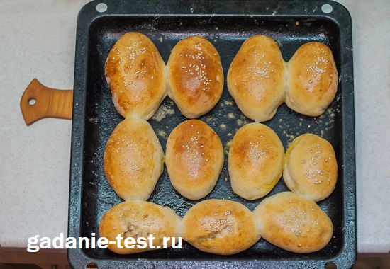 Быстрое бездрожжевое тесто для пирогов https://gadanie-test.ru/