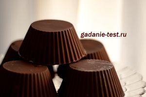 Шоколадный пудинг - простой рецепт