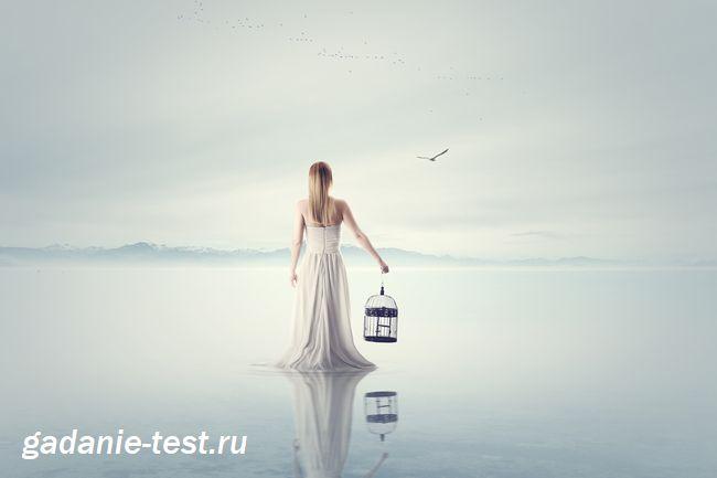 Тест онлайн: Вы птица в клетке или вольная птица? - https://gadanie-test.ru/