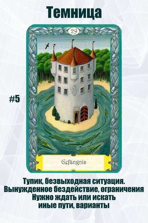Темница - https://gadanie-test.ru/