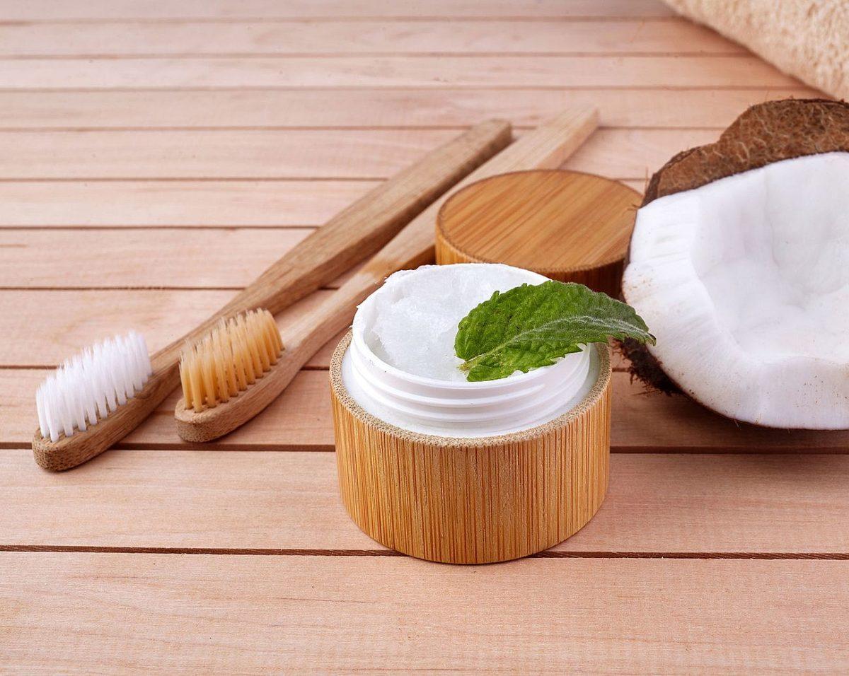 Домашняя паста для белизны и здоровья зубов