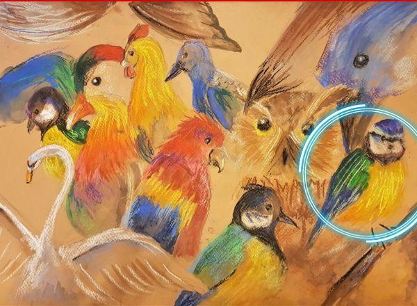 Птица 5