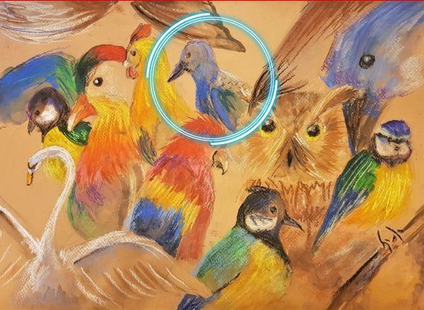 Птица 7