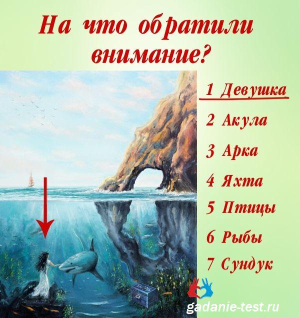 Тест личности - Какие качества нуждаются в развитии https://gadanie-test.ru/
