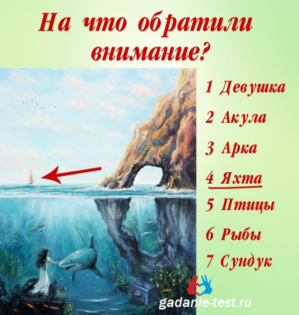 Яхта https://gadanie-test.ru/