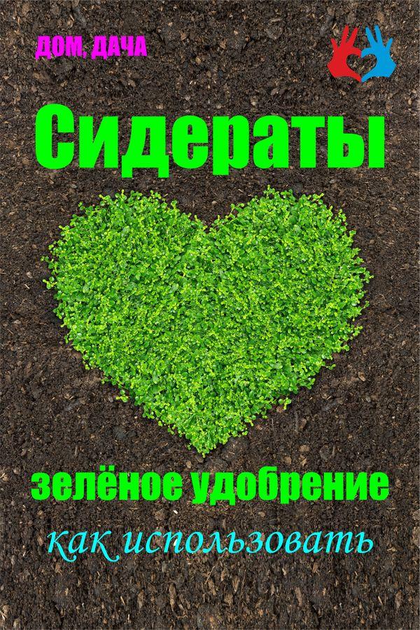 Сидераты - зелёное удобрение - https://gadanie-test.ru/