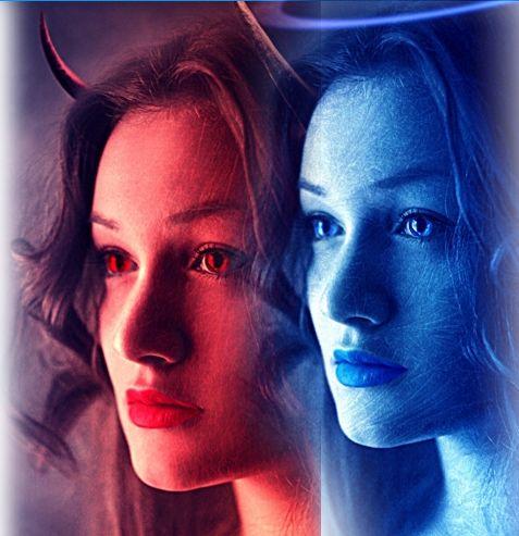 3 Ангел и демон